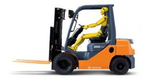 Forklift Safety Tips