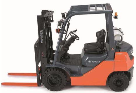 A Forklift