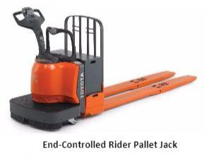 Rider Pallet Jack