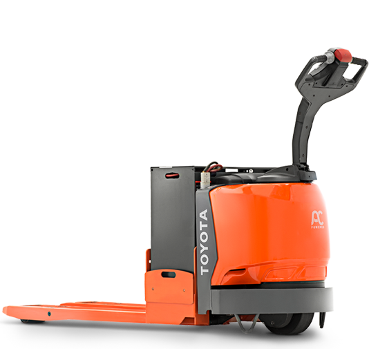 Toyota Care Extended Warranty: Toyota Forklifts