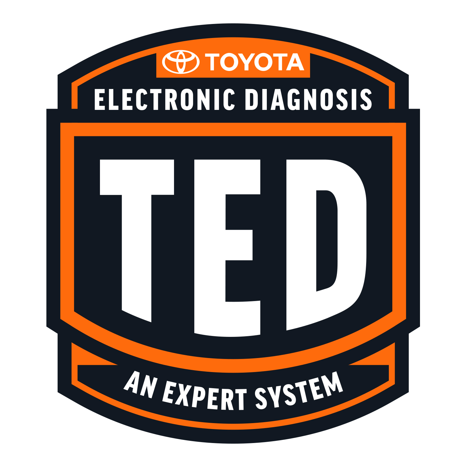 Toyota Electronic Diagnostics Logo