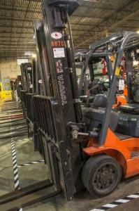 Rental Forklifts