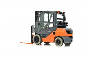 Leasing a Forklift