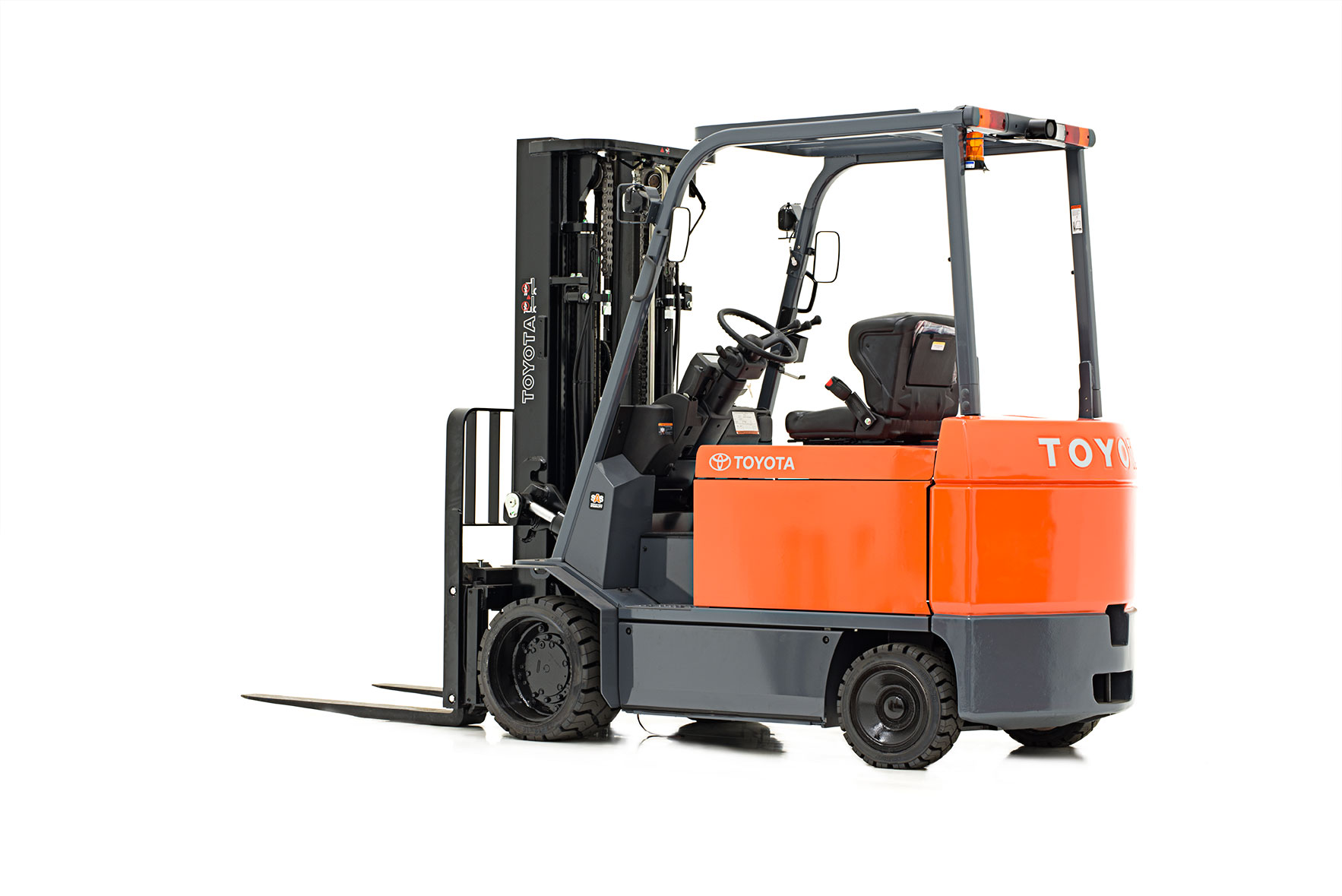 Forklift Decisions Internal Combustion Or Electric