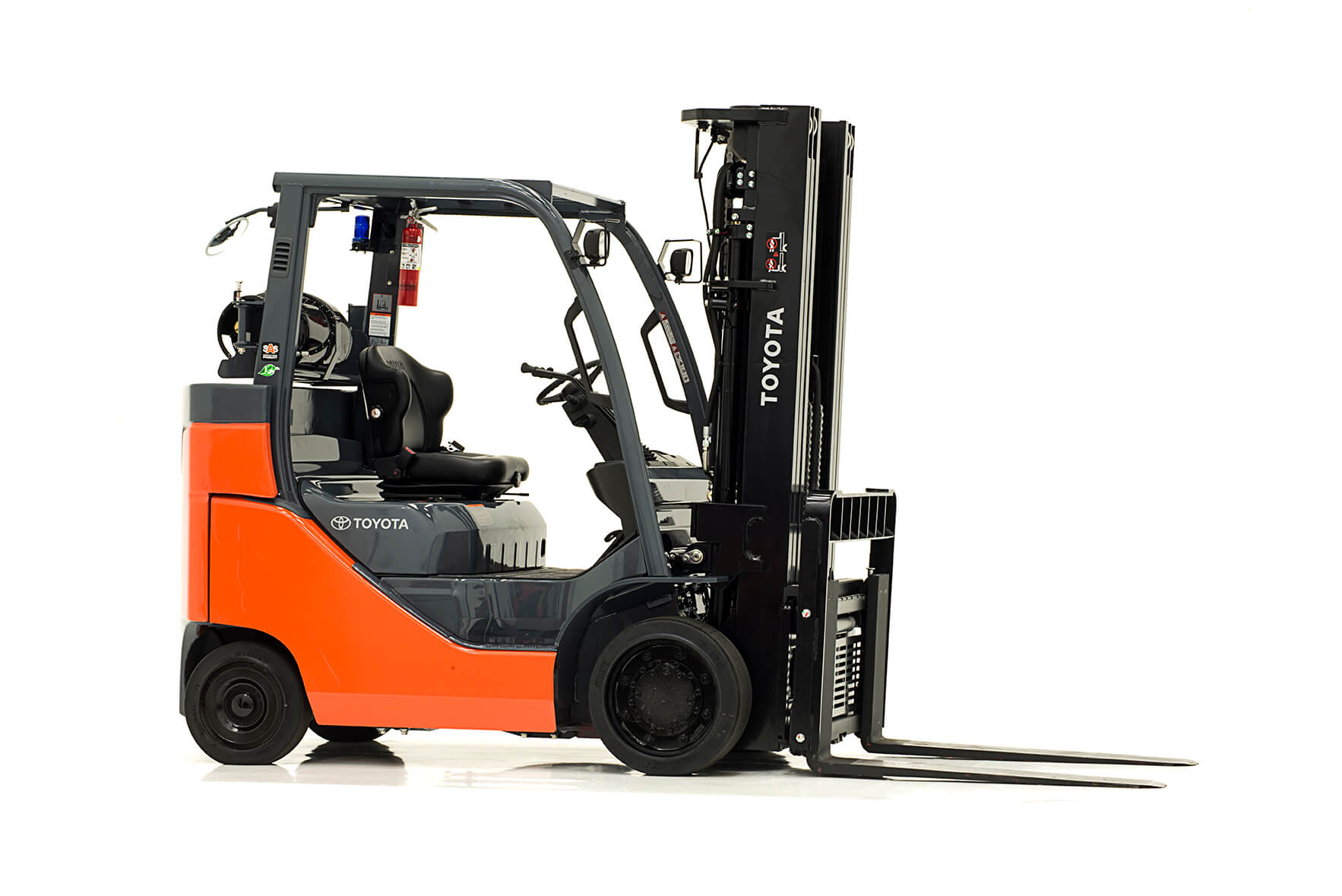 Compartment Of A Fork Lift : Forklifts leasing industrial equipment faq toyota