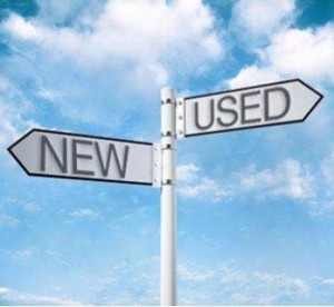New vs. Used