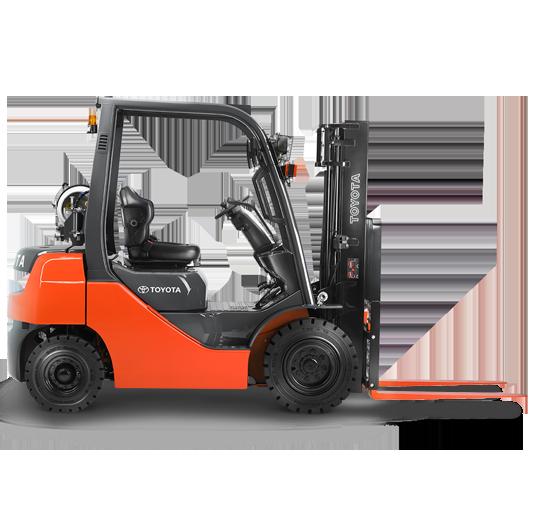 Toyota Care Extended Warranty: Forklift Warranty