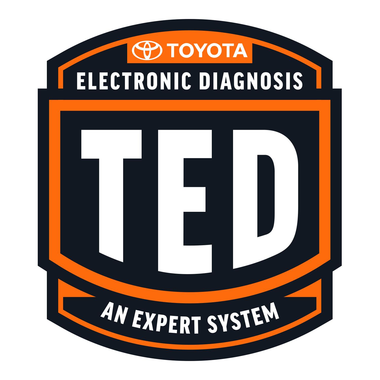 Toyota Electronic Diagnostics Logo
